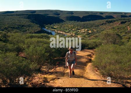 Kalbarri National Park, Western Australia, Australia, Pacific Stock Photo