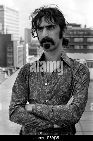 frank zappa another american rock group hits london town frank stock photo 20495432 alamy. Black Bedroom Furniture Sets. Home Design Ideas