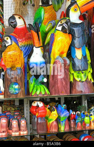 Inca market. Lima. Peru - Stock Photo
