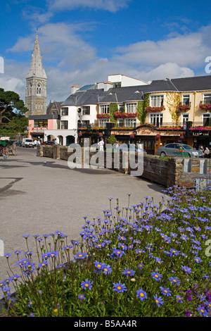 Killarney Town, County Kerry, Munster, Republic of Ireland, Europe - Stock Photo