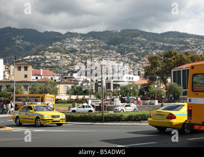 Car Hire Funchal Town