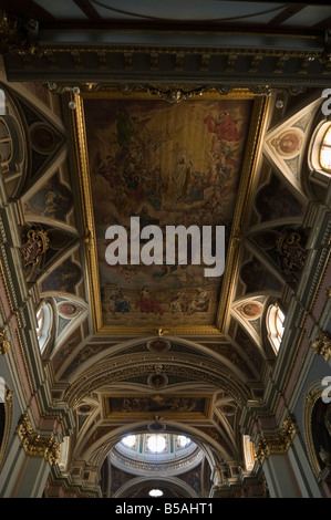 St. Francis of Assisi Church, Valletta, Malta, Europe - Stock Photo