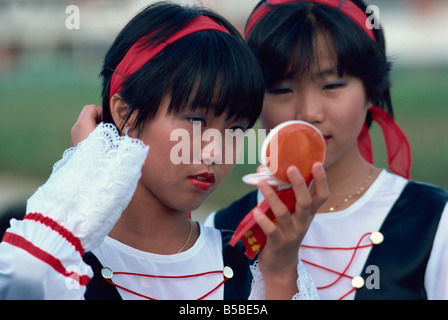 Ching Mai, Chinese New Year, Singapore, Southeast Asia - Stock Photo
