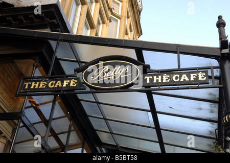 Bettys tea rooms and cafe in Harrogate Yorkshire October 2008 Photo by Simon Dack - Stock Photo