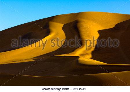 Swakopmund Dunes Swakopmund Namib Desert Namibia - Stock Photo