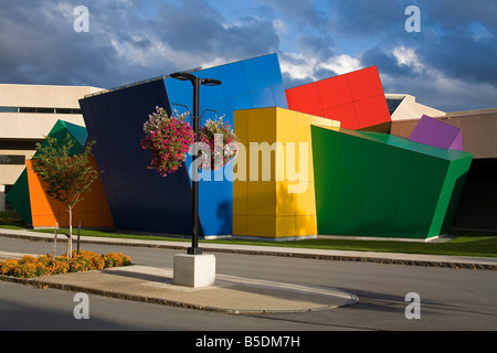 Strong National Museum of Play, Rochester, New York State, USA, North America - Stock Photo