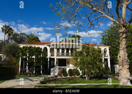 Mansions Of The Rich And Famous, Beverly Hills, Los Angeles California, USA,