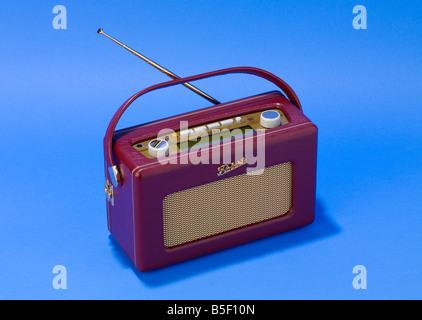 Roberts radio - Stock Photo