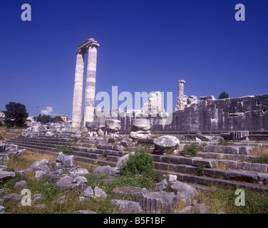 Didyma was an ancient Greek sanctuary Stock Photo, Royalty ...