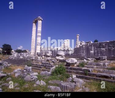 Didyma was an ancient Greek sanctuary Stock Photo, Royalty ...