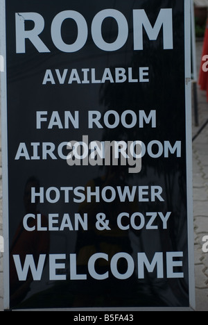Room Available Hotel Sign In Oa Nang Or Krabi Thailand