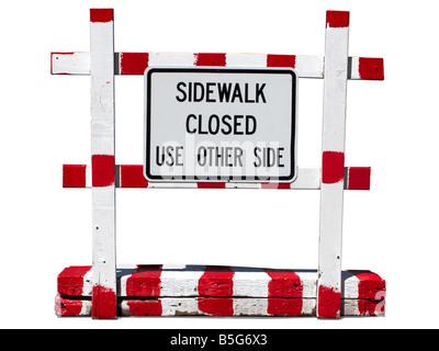 Barricade - Stock Photo