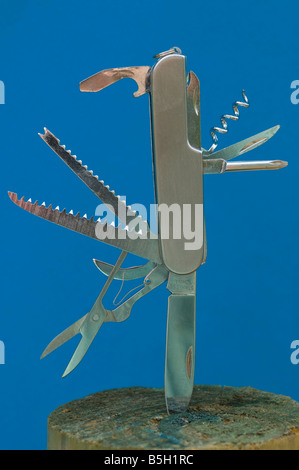 Chinese Copy Of A Swiss Army Knife Stock Photo 20658289