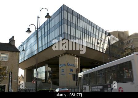 HBOS Head office, Halifax - Stock Photo