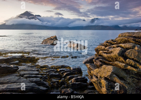 Elgol is a small village on the West coast of Skye, with stunnig views over to the Black Cuillin mountains.