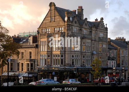 Bettys tea rooms in Harrogate Yorkshire UK - Stock Photo
