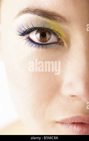 woman with expressionless face stock photo 71770495  alamy