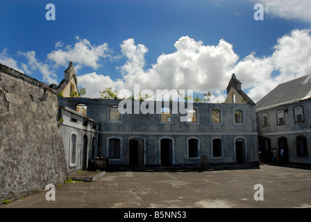 """Fort George"", St George's, Grenada, Caribbean - Stock Photo"