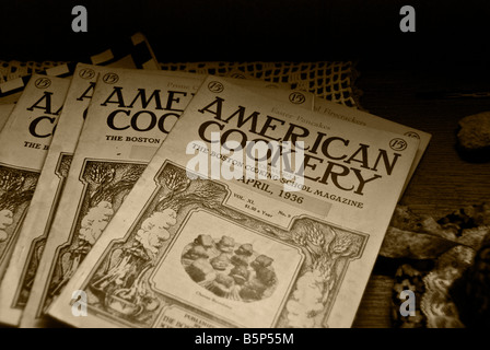 American Cookery formerly Boston Cooking School magazine