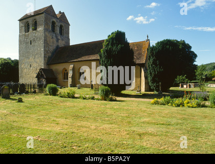 Fingest church, Chilterns, Buckinghamshire, England, UK - Stock Photo