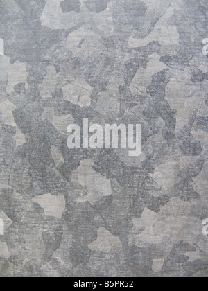 Galvanized plated metal surface. Abstract background texture. - Stock Photo