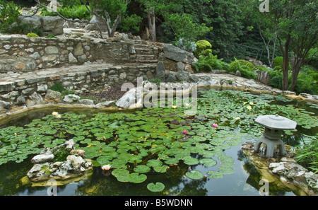 Texas Hill Country Austin Zilker Botanical Garden Taniguchi Japanese ...