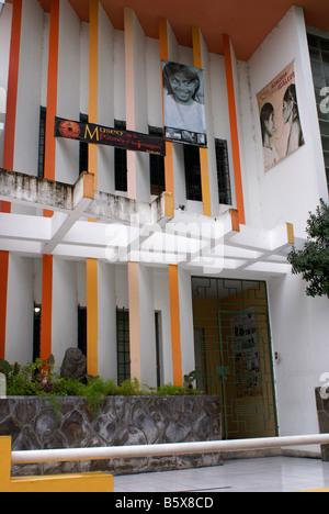 The Museo de la Palabra y la Imagen or Museum of Word and Image in San Salvador, El Salvador - Stock Photo