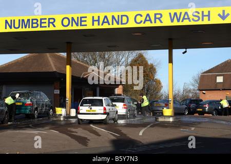 Self Service Car Wash Chatswood
