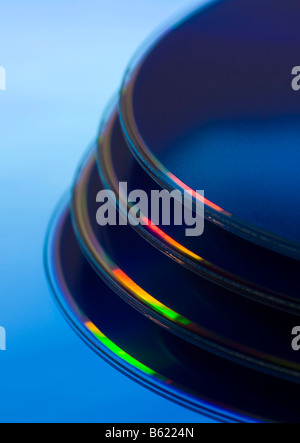 Blu-ray disc - Stock Photo