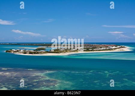 Hotels on Varadero, Cuba, Caribbean, Central America, America - Stock Photo