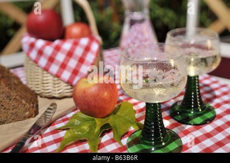 Heuriger - Stock Photo