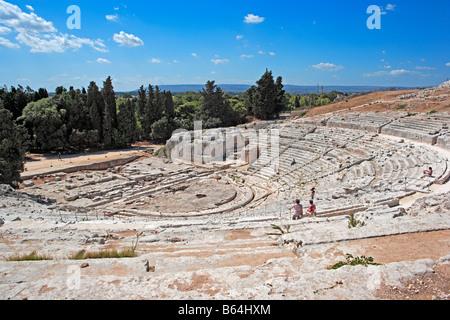 Greek Theatre, Neapolis, Syracuse, Sicily