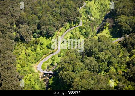 Road to Hana Maui Hawaii USA - Stock Photo