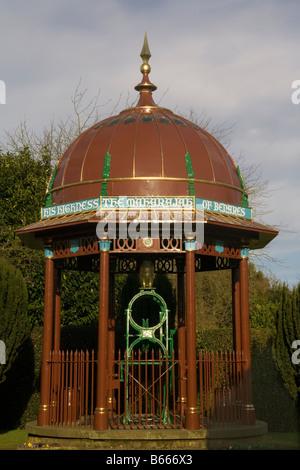 England Oxfordshire Stoke Row Maharajah's well - Stock Photo