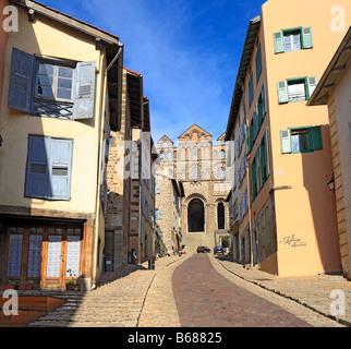 Le Puy en Velay, Auvergne, France - Stock Photo