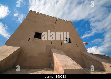 Bukha Fort Oman - Stock Photo
