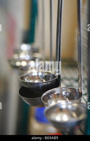 kitchen utensils - Stock Photo