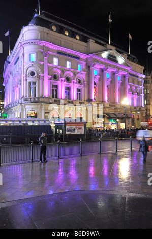 London Trocadero entertainment and shopping complex - Stock Photo