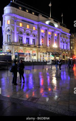 London Ripleys Trocadero entertainment and shopping complex - Stock Photo