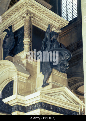 Wellington Monument Detail - Stock Photo
