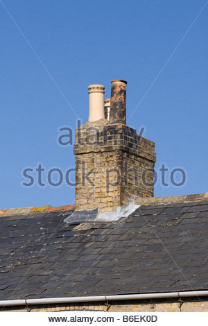 Roof Slate Stack Stock Photo 17044020 Alamy