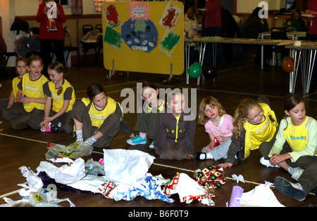 80th Brownie Celebration - Stock Photo
