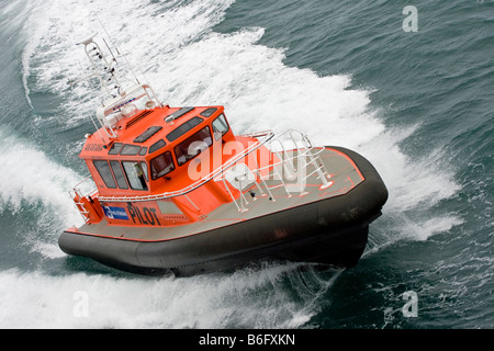 Pilot Boat - Stock Photo