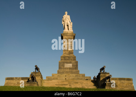 The Collingwood Monument - Stock Photo