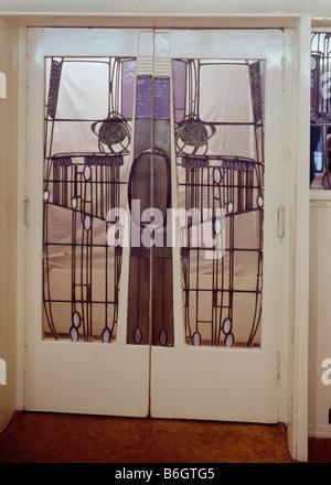 Willow  Tea Doors - Stock Photo