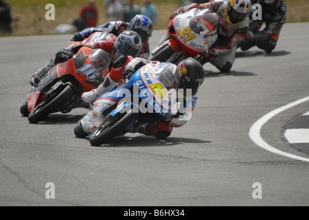 MOTO GP BRITISH GRAND PRIX DONNINGTON PARK 20TH JUNE 2008 NO:45 SCOTT REDDING GBR - Stock Photo