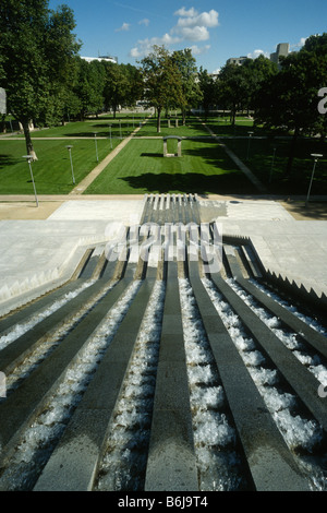 Paris France Parc de Bercy 12th Arrondissement - Stock Photo