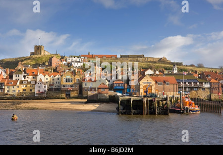 Whitby, North Yorkshire - Stock Photo