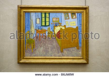 La Chambre De Vincent  Arles VincentS Bedroom At Arles By