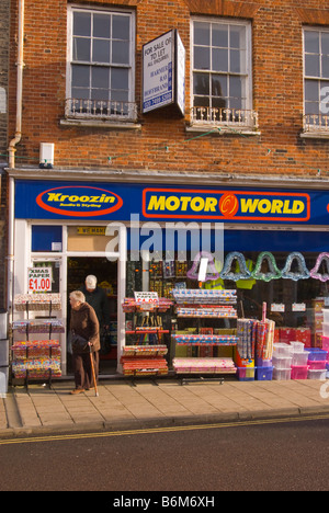Motor World Car Parts Accessories And Cycle Shop At The